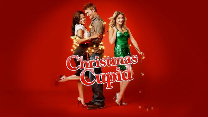 Christmas cupid patrick