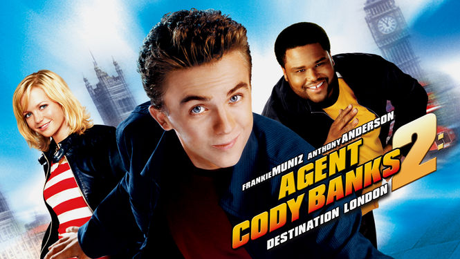Watch Agent Cody Banks 2: Destination London Full Movie