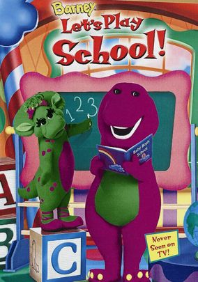 Barney: Let's Play School