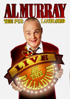 Al Murray: The Pub Landlord - Live at the Palladium on Netflix UK