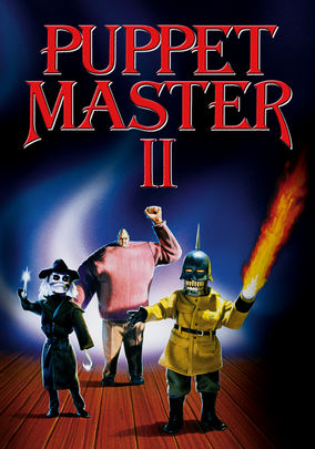 Puppet Master 2: His Unholy Creations (Puppet Master 2)