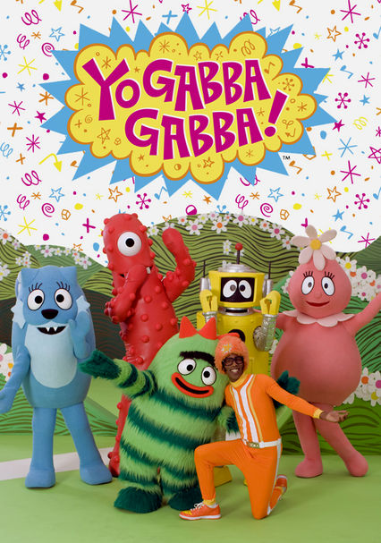 Yo Gabba Gabba! on Netflix UK
