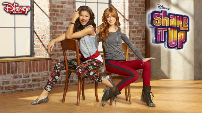 Is 'Shake It Up!' available to watch on Netflix in America
