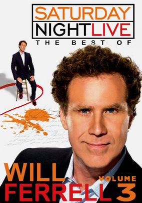 Saturday Night Live: The Best of Will Ferrell: Vol. 3