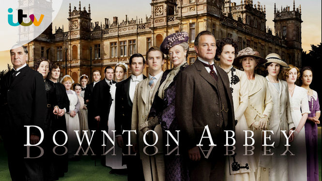 Downton Abbey on Netflix UK