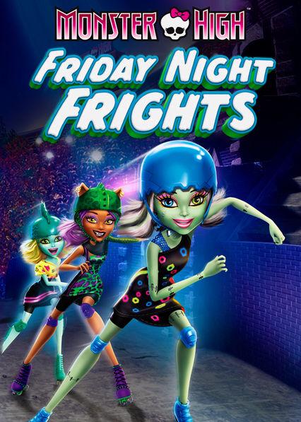 Monster High: Friday Night Frights