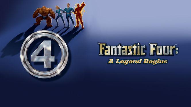 Fantastic Four: A Legend Begins (1994)