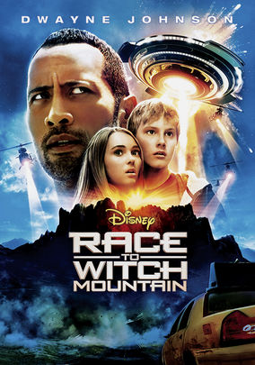 Race to Witch Mountain on Netflix UK