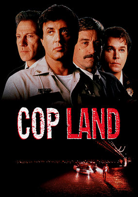 Cop Land on Netflix UK