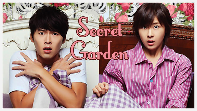 Is 'Secret Garden' available to watch on Netflix in America