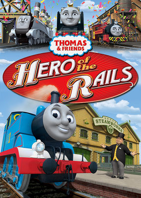 Thomas & Friends: Hero of the Rails (Thomas & Friends: Hero of the Rails)