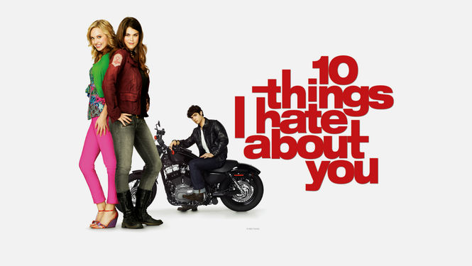 10 Things I Hate About You on Netflix UK