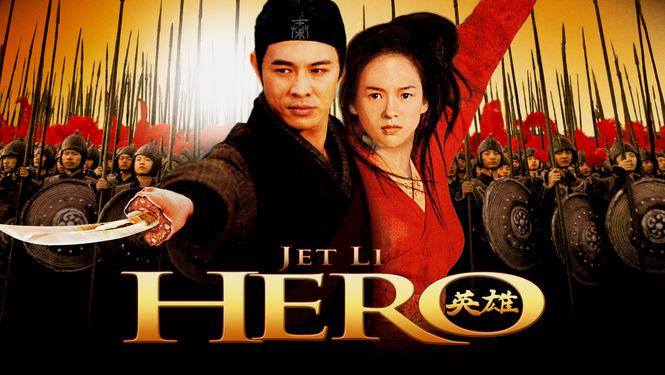 Is Hero 2002 Available To Watch On Uk Netflix Newonnetflixuk