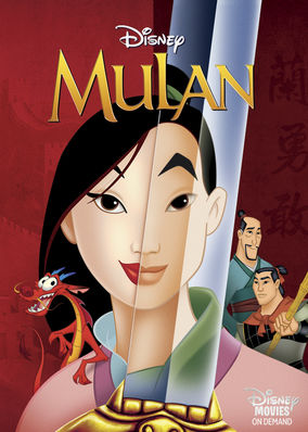 Mulan on Netflix UK