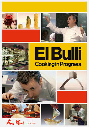 Is 'El Bulli: Cooking in Progress' available to watch on