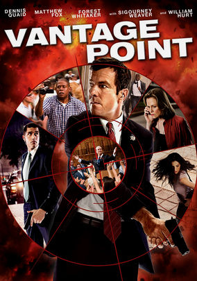Vantage Point on Netflix UK