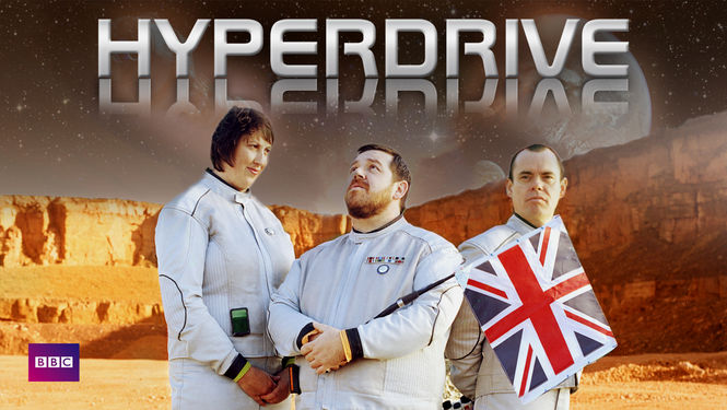 Hyperdrive on Netflix UK
