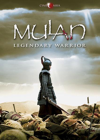 Mulan on Netflix UK
