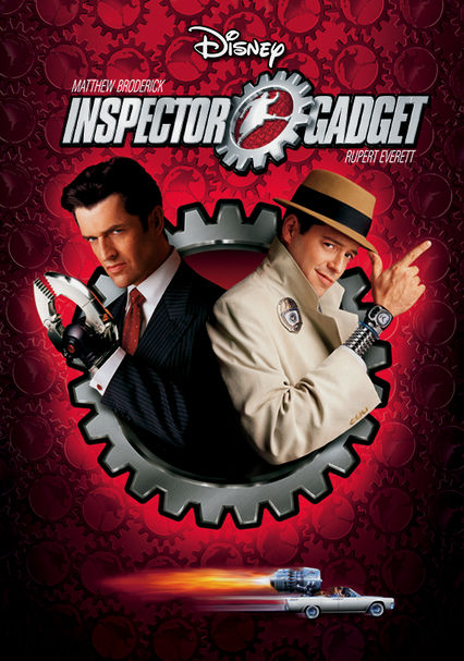 Inspector Gadget on Netflix UK