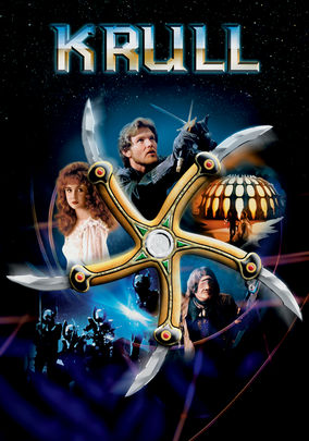 Krull on Netflix UK