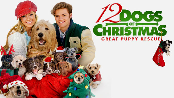 12 Dogs Of Christmas.Is 12 Dogs Of Christmas Great Puppy Rescue Available To
