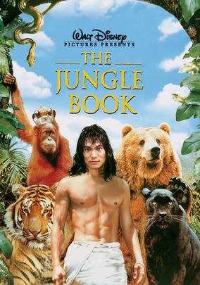 Is the jungle book on netflix