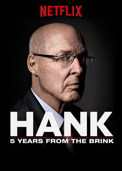 Hank: Five Years from the Brink on Netflix UK