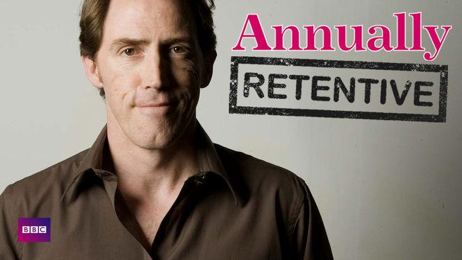 Rob Brydon's Annually Retentive