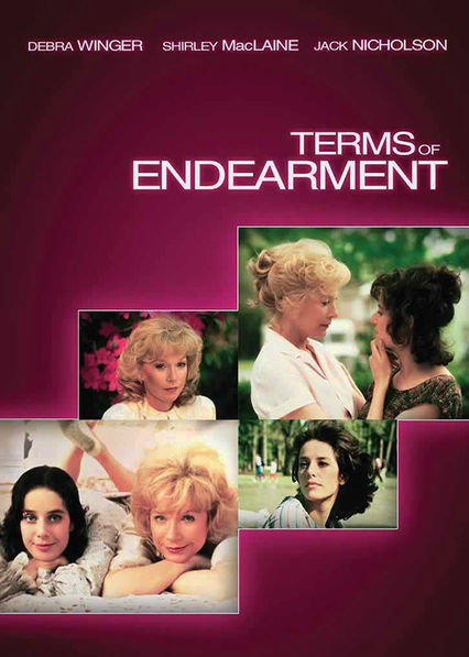 American terms of endearment