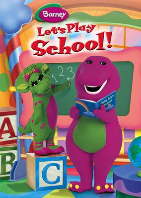 Barney: Let's Play School on Netflix UK