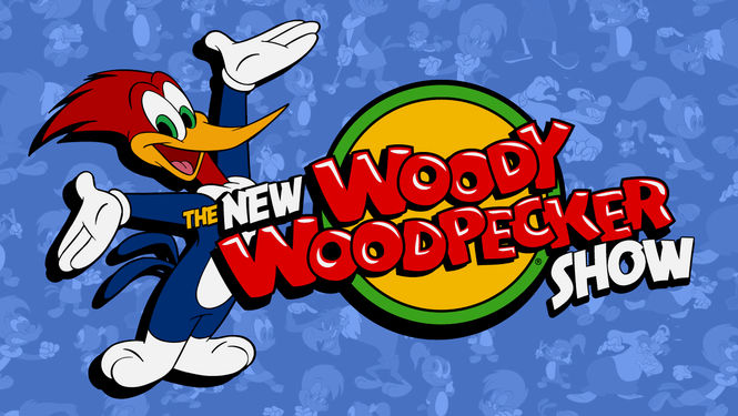 Is the new woody woodpecker show available to watch on