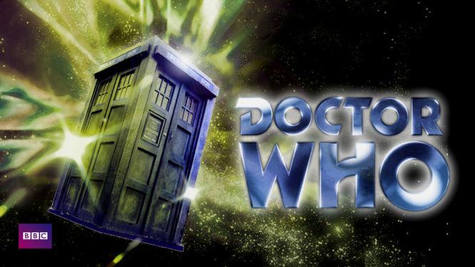 Classic Doctor Who on Netflix UK