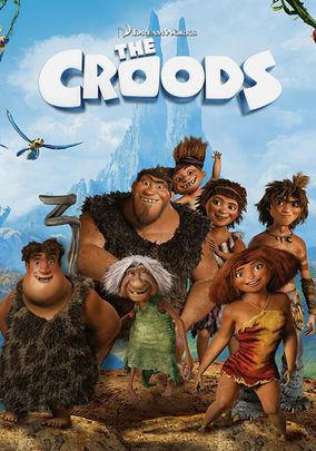 is the croods available to watch on netflix in america