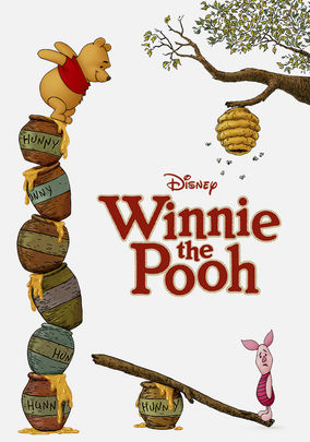 Winnie the Pooh on Netflix UK