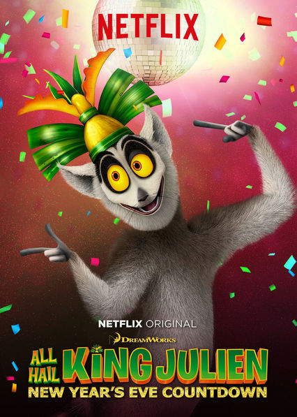 King Julien - New Year's Eve Countdown on Netflix UK