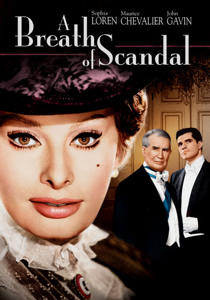 A Breath of Scandal on Netflix UK