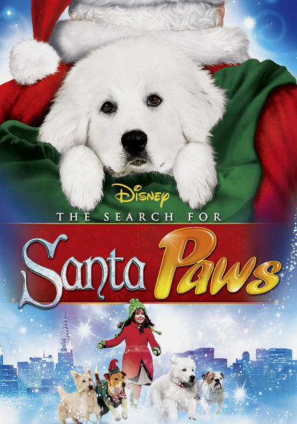 The Search for Santa Paws on Netflix UK