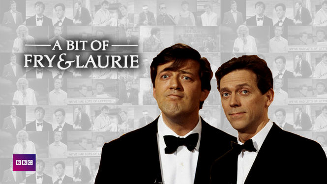 A Bit Of Fry And Laurie Is 'A Bit o...