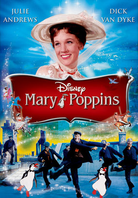 Mary Poppins on Netflix UK