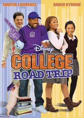 College Road Trip on Netflix UK