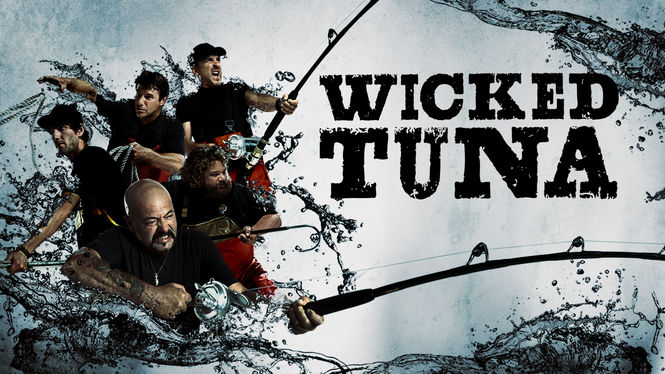 Is 39 wicked tuna 39 available to watch on netflix in america for Fishing shows on netflix