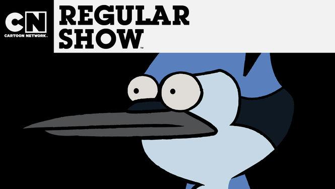 Regular Show Netflix