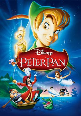 Peter Pan on Netflix UK