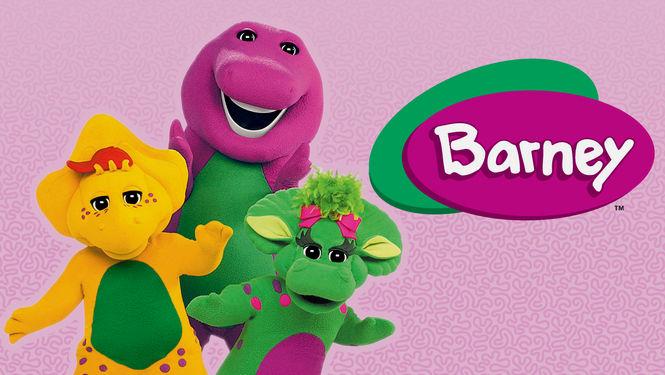 Barney and Friends on Netflix UK