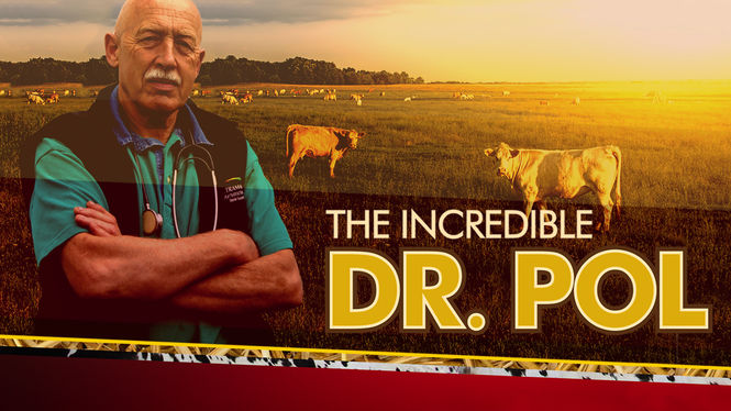 Is 'The Incredible Dr  Pol' available to watch on Netflix in