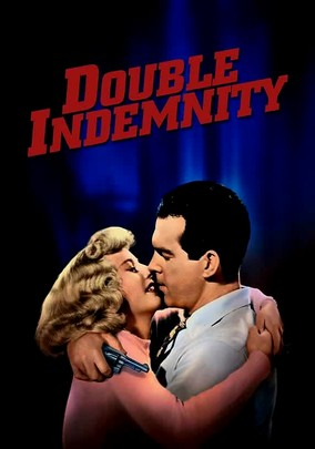 Image result for double indemnity poster
