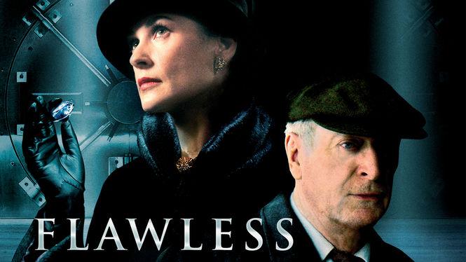 FLAWLESS (2007) เพชรไร้ตำหนิ แผนปล้นไม่มีที่ติ