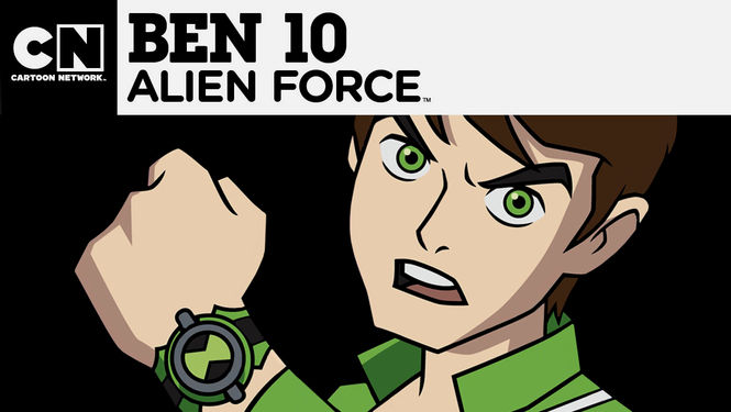 is ben 10 alien force available to watch on netflix in america