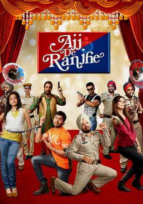 Is 'Ajj De Ranjhe' (2012) available to watch on UK Netflix