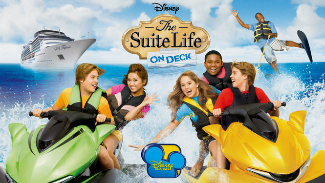 Is \u0027The Suite Life on Deck\u0027 available to watch on Netflix in